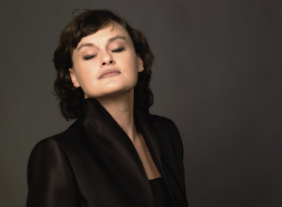 le grand mezzo-soprano Vesselina Kasarova en récital à Strasbourg