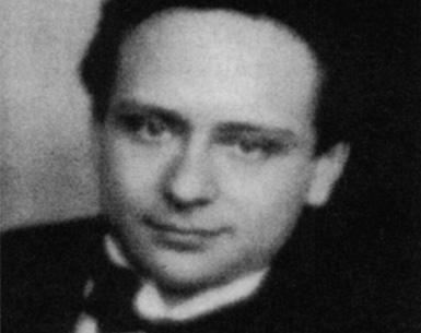 Le compositeur pragois Viktor Ullmann