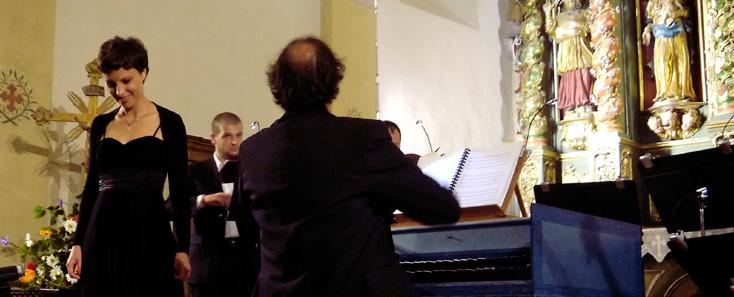 Raffaella Milanesi et I Virtuosi delle Muse