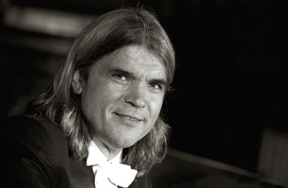 le baryton baryton Wolf Matthias Friedrich chante Mazzocchi