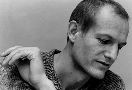 le compositeur Wolfgang Mitterer photographié par Mossetig