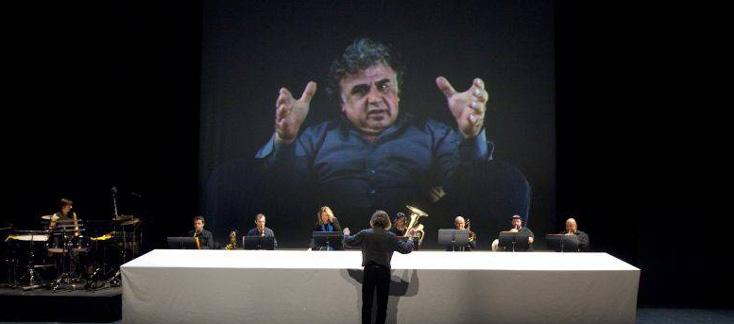 Zajal, opéra de Zad Moultaka