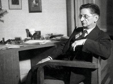 le compositeur autrichien Alexander von zemlinsky