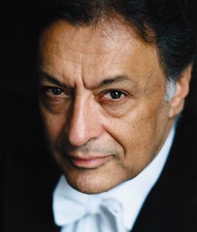 Zubin Mehta dirige l'Orchestra del Maggio Musicale Fiorentino à Paris (2011)
