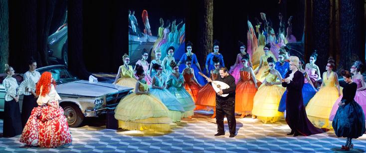 Der Zwerg (Le nain) de Zemlinsky à l'Opéra national de Lyon
